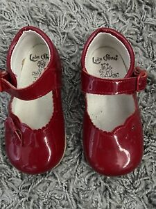 Baby Girls 'Leon Shoes' (Spanish