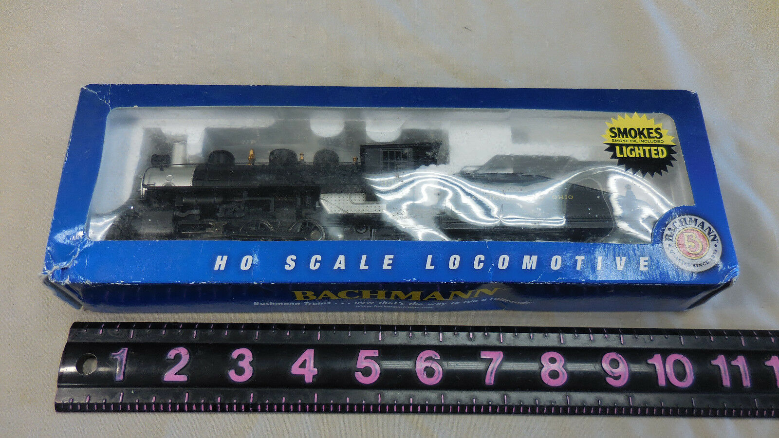 Bachmann 50612 B &O USRA 0 -6 -0 Switcher 02289506128
