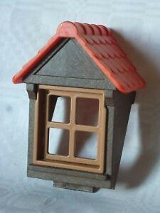 Playmobil-Dachfenster-Gaube-Dach-rot-Fachwerkhaus-Ritterburg-3666-596