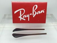 Authentic Rayban Aviator Replacement Temple (arm) Tips For Brown Ray-ban