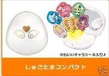 Yujin Shugo Chara Dumpty Key Humpty Lock Egg Sticker