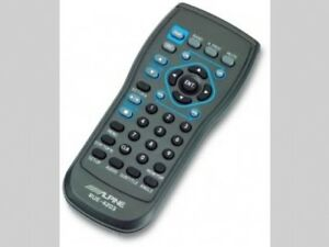 Alpine-Rue-4203-Car-Radio-Stereo-Remote-Control-Ir-Controller-Ine-Ina-Iva-Ixc