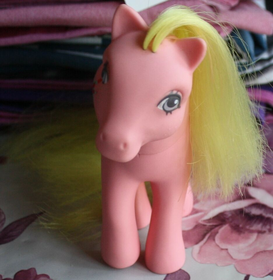 My Little Pony, My Little Pony fra 1987