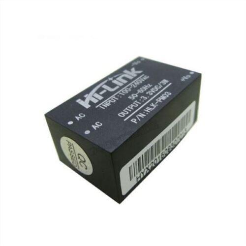 2Pcs HLK-PM03 220V To 3.3V Step Down Buck Isolated Power Supply Module k