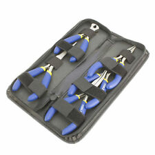 5 Piece Heavy Duty Mini Jewelry Beading Cutter Maker Pliers Craft Tool Set