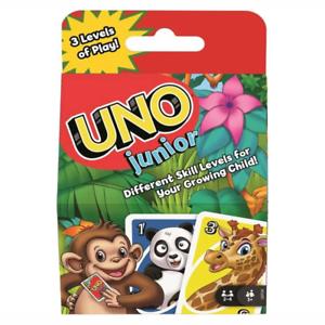 Uno Junior Card Game NEW