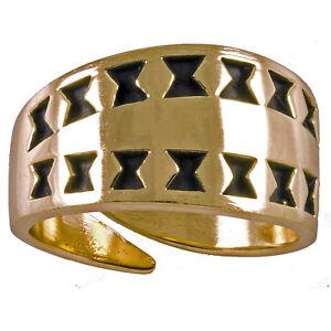 Ringe Sinnvoll Replik Wikingerring Gotland Ring Bronze Gr.52-59 Verstellbar Mittelalter Rhomben
