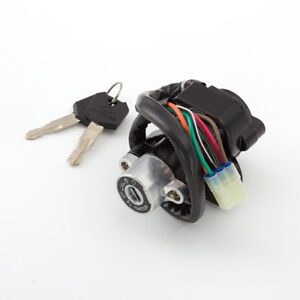 Motor-Ignition-Switch-Lock-Keys-Set-For-Suzuki-TL1000R-1998-2003-GZ250-1999-2011