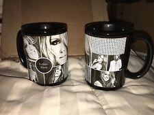 Celine Dion Large Photo Collage Ceramic Mug NEW ITEM Cup Glass RARE