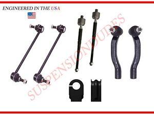 8PC Front//Rear Sway Bar Links Bushings FITS 2006-2011 Honda Civic