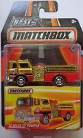 Best of Matchbox Series 1 '75 Mack CF Pumper