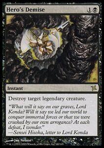 MORTE-DELL-039-EROE-HERO-039-S-DEMISE-Magic-BOK-Mint