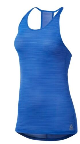 REEBOK WOMEN'S TANK TOP SMALL - WOR ACTIVCHILL RACERBACK - BRAND NEW with TAGS