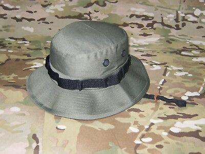 2 Cappello Boonie Cespuglio Verde Oliva Giungla Da Pescatore Contrassegnato Xs Prestazioni Affidabili
