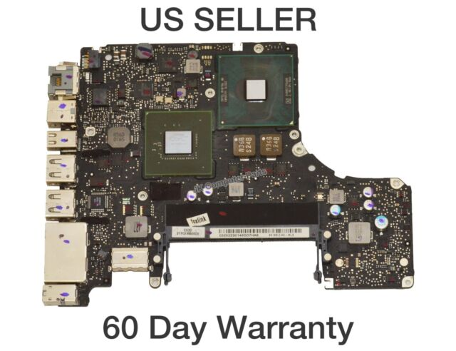 Apple MacBook Pro A1278 Laptop Motherboard 820-2879-B C2D-P8600 NO MEM