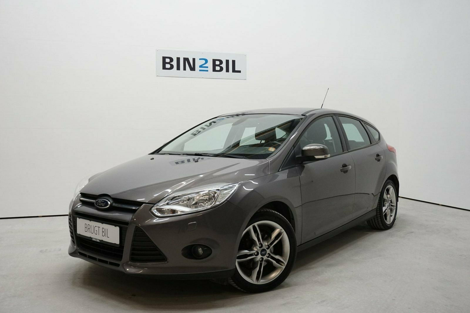 Ford Focus 1,6 Ti-VCT 105 Trend 5d - 94.900 kr.