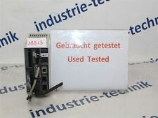 Laser sensor controller