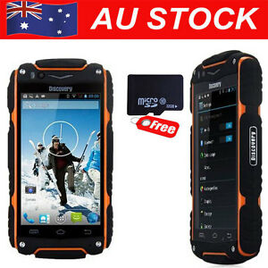 Rugged Phone Discovery V8 Mtk6582 Gsm Rugged Mobile Phone