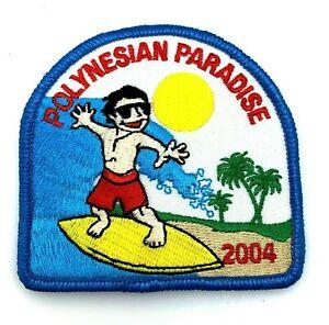 Boy-Scouts-Polynesian-Paradise-2004-Patch-MINT
