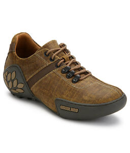 WOODLAND ORIGINAL MENS 580108 CAMEL ADVENTURE CASUAL LACED ...