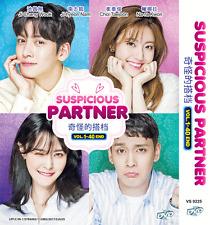Korean Drama DVD Suspicious Partner Vol. 1 - 40 End Good English Sub Ship