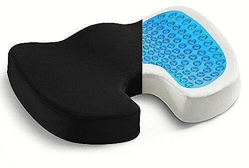 Coccyx Orthopedic Memory Foam GEL Seat Cushion Pillow Car Chair Support