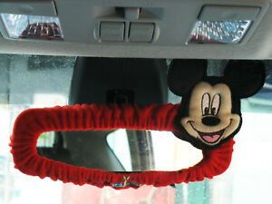 Mickey Mouse Disney Car Truck SUV Van Accessory #SP : Rear View Mirror Cover