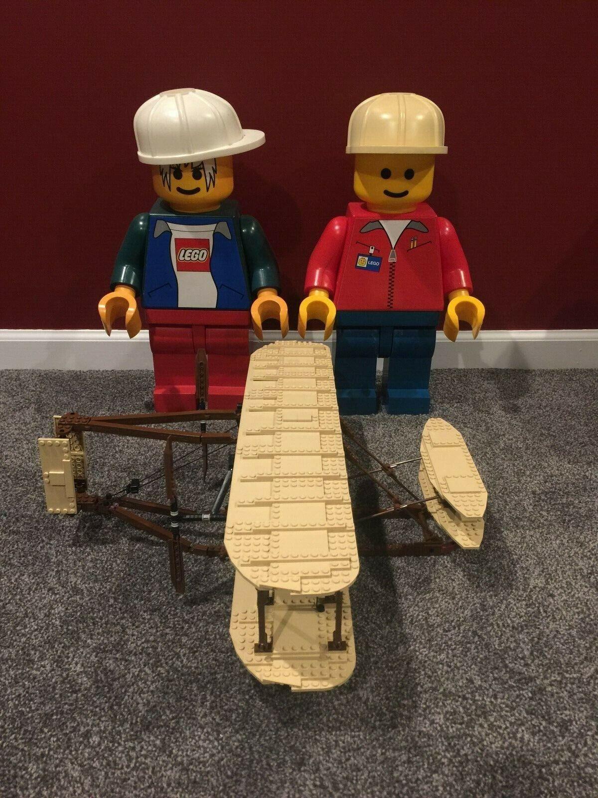 Lego Wright Flyer Set - 10124 - Retirot