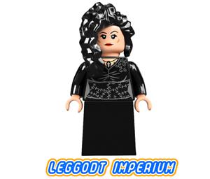 LEGO-Bellatrix-Lestrange-Harry-Potter-half-blood-minifigure-hp218-FREE-POST