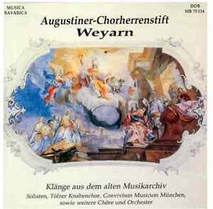 Augustiner-Chorherrenstift-Weyarn-u-a-mit-dem-Toelzer-Knabenchor
