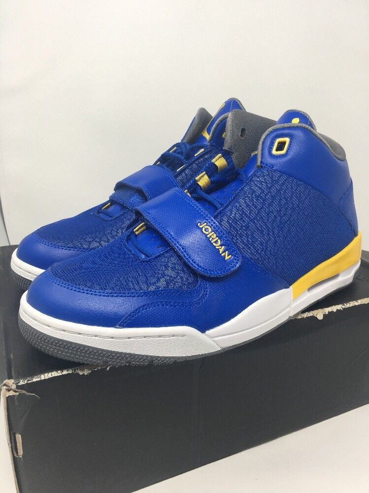 official photos 51575 8f3d8 2013 Nike Air Jordan Flightclub Flightclub Flightclub 90 s Golden State  Warriors SZ 11 ( 602661-