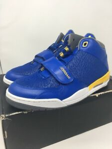 bb34b8bbe744d7 2013 Nike Air Jordan Flightclub 90 s Golden State Warriors SZ 11 ...
