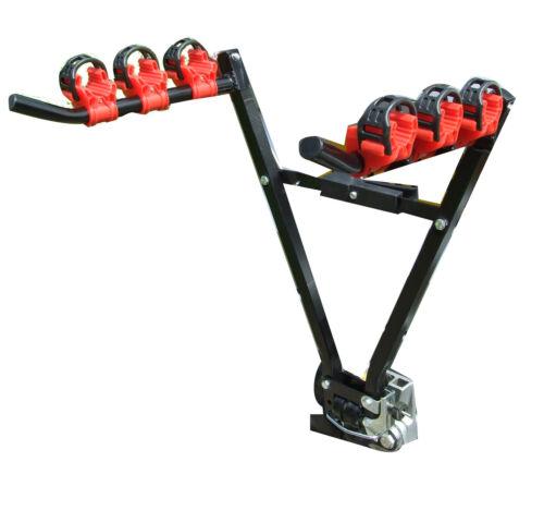 Ford KA Tow Ball 3 Bike Rack Carrier
