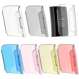 For-Fitbit-Charge-3-Transparent-Shell-Case-Screen-Protector-Frame-Clear-Cover
