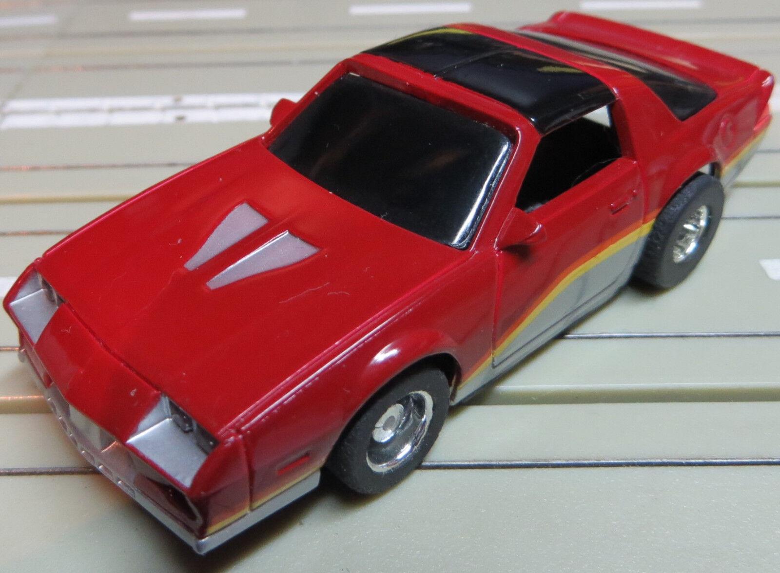 Für H0 Slotcar Racing Modellbahn  --  Pontiac Firebird Firebird Firebird  mit Tyco Chassis  | Stil  8a9617