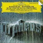 Handel: Water Music; Music for the Royal Fireworks (CD, Aug-1992, DG Deutsche Grammophon)