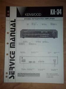 Kenwood ka 32b manual treadmill