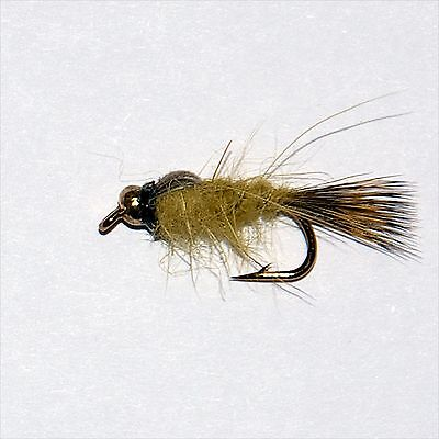 24 Gold Head Buzzers Trout /& Grayling  Fly fishing Fly by Dragonflies