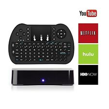 Android Box with Keyboard & Remote + Ethernet Cable – Stream Movies and TV Shows