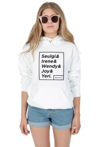 Red Velvet noms Hoody Sweat à Capuche Top Fashion kpop reveluv