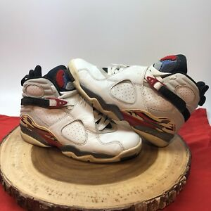 96b0cf524d27a1 Nike Air Jordan Retro VIII Bugs Bunny SZ 7.5 Space Jam XI Alternate ...