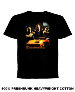 Image Is Loading Vin Sel Fast Furious T Shirt