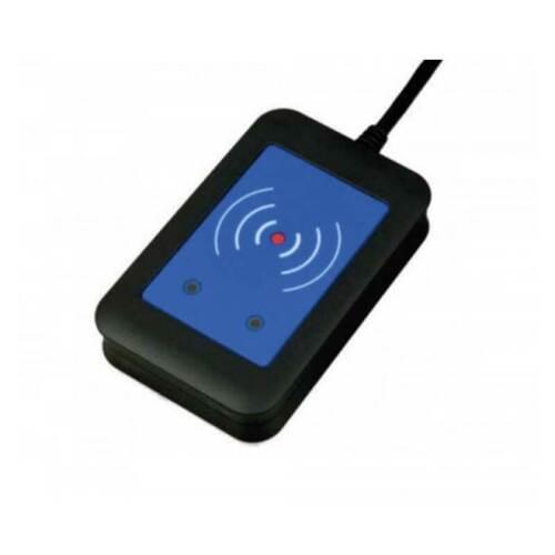 Elatec RFID Kartenleser TWN4 MultiTech Legic 42 USBT4DT-BB2BEL