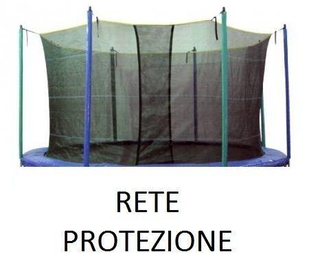 Trc96 rete per rete di prossoezione per trampolino combi m diametro 244 cm