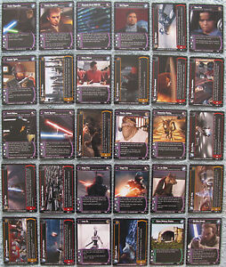 Star-Wars-TCG-Attack-of-the-Clones-Rare-Cards-Part-1-2-AOTC