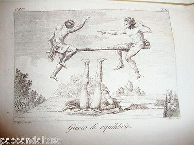 Diligente 1821 Libro Storia Dell' America Compendio Storia Universale Segur Antichi Giochi Essere Romanzo Nel Design