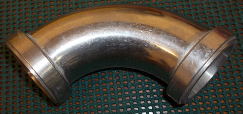 "SURGE 2/"" Stainless Steel Elbow"