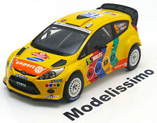 1:18 Minichamps Ford Fiesta  RS WRC #15, Rally Wales 2011