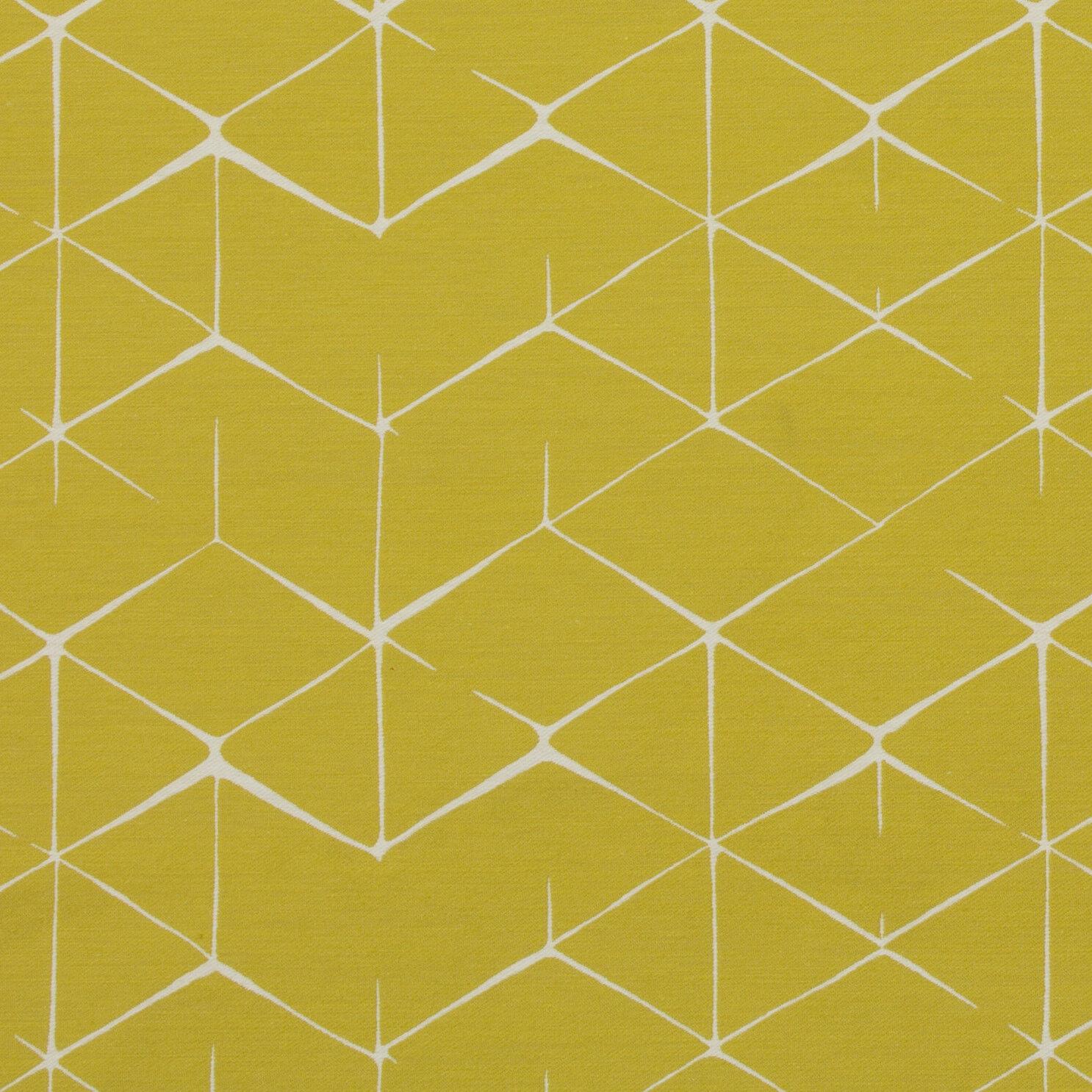 Curtains - Kai - Danika Gold (Front Side) - Pencil Pleat, Eyelet, Tab Top