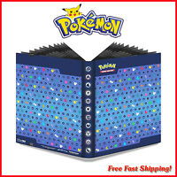 Pokemon Pro Organizer 9 Pocket Binder Collector Card Silhouettes Album